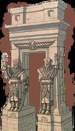 Йокуданские врата (концепт-арт)