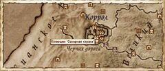 Конюшня Северная Страна (Карта)