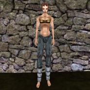 Простые штаны (Morrowind) 3 (жен)