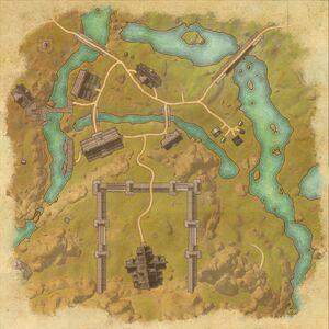 Форт Амол (план)