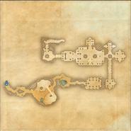 Bonerock Cavern Map