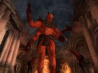 Mehrunes Dagon Oblivion