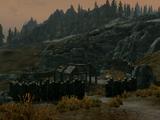 Obóz przy Wyschniętym Potoku