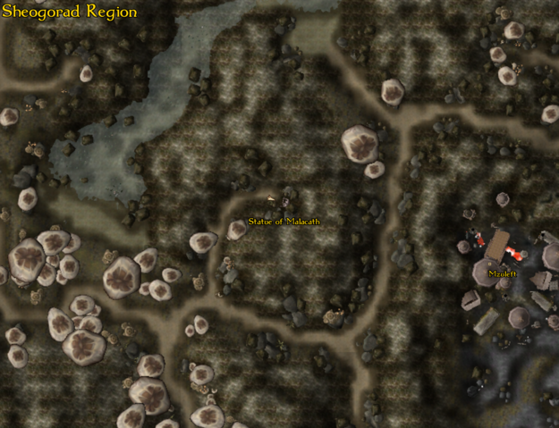File:The Statue of Malacath - Local Map - Morrowind.png