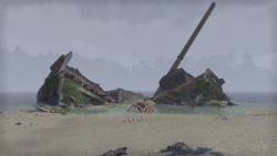 Берег грязевых крабов