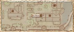 Дом Махая. Карта
