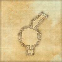 Пасть Лорхаджа (план) 3