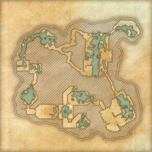 Развалины Корграда (план) 2
