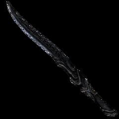 Эбонитовый меч (Skyrim)