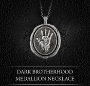 Dark Brotherhood Medallion Promotional
