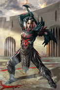 Fearsome Dremora card art