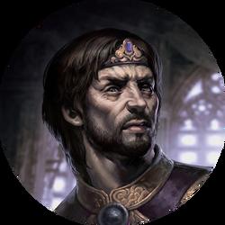 King Barynia avatar (Legends)