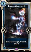 Lava Atronach (Legends) DWD