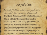 Map of Clans (Book)