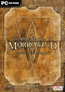 Morrowind PC Cover