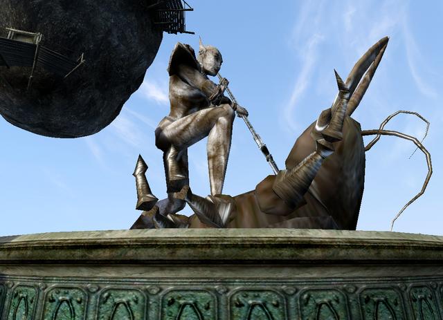 File:Vivec, Temple Statue 2 - Morrowind.png