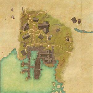 Деревня Коэглин (план)