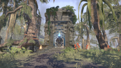 Дорожное святилище Матери Болота