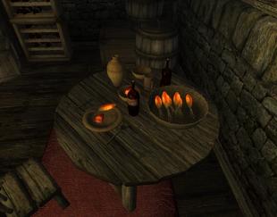 Огненный гриб в доме Браскуса Даннуса