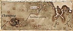 Сейататар. Карта