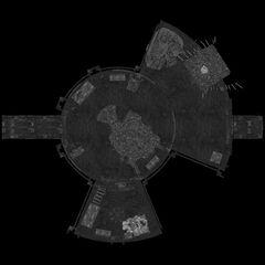 Сломанная башня — Ритуальный зал