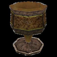 Узорчатый двемерский кубок 1