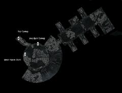 Форт Греймур - тюрьма - план