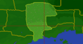 Chesterhead map location.png