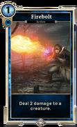 Firebolt card (Legends) DWD