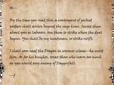 King Joile's Orders to General Mercedene
