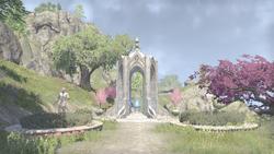 Дорожное святилище Восточного перевала