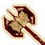 Иконка Эбонитовая секира (Oblivion)