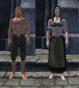 Простая одежда 1