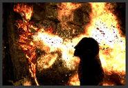 Скрин - Огненный атронах
