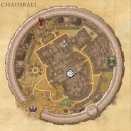 Arcane University Map - Chaosball