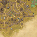 Ashland Treasures Map.png