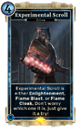Experimental Scroll DWD