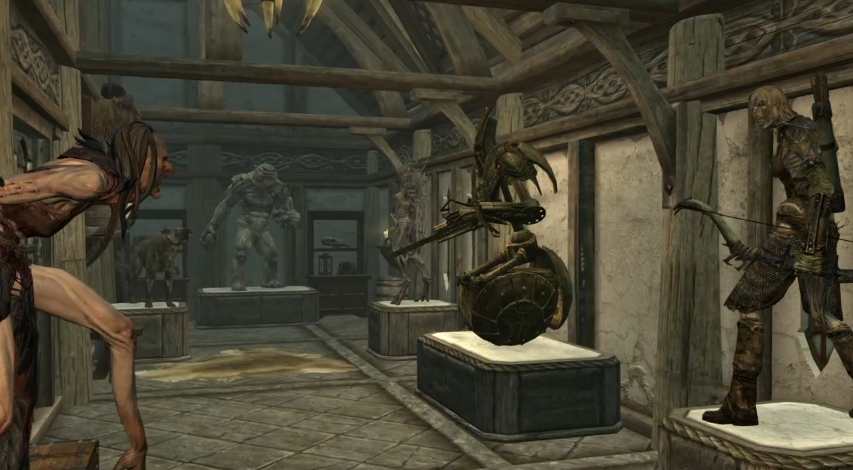 How To Decorate Your House In Skyrim For Xbox 360