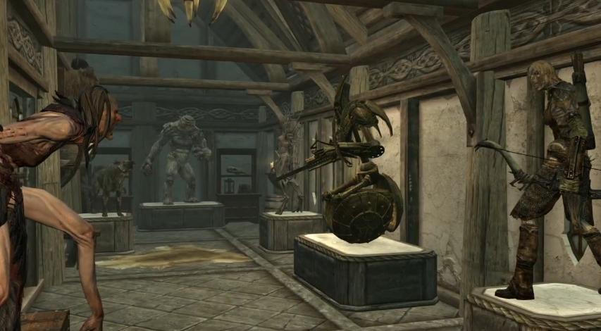 Trophy Room & Trophy Room | Elder Scrolls | FANDOM powered by Wikia