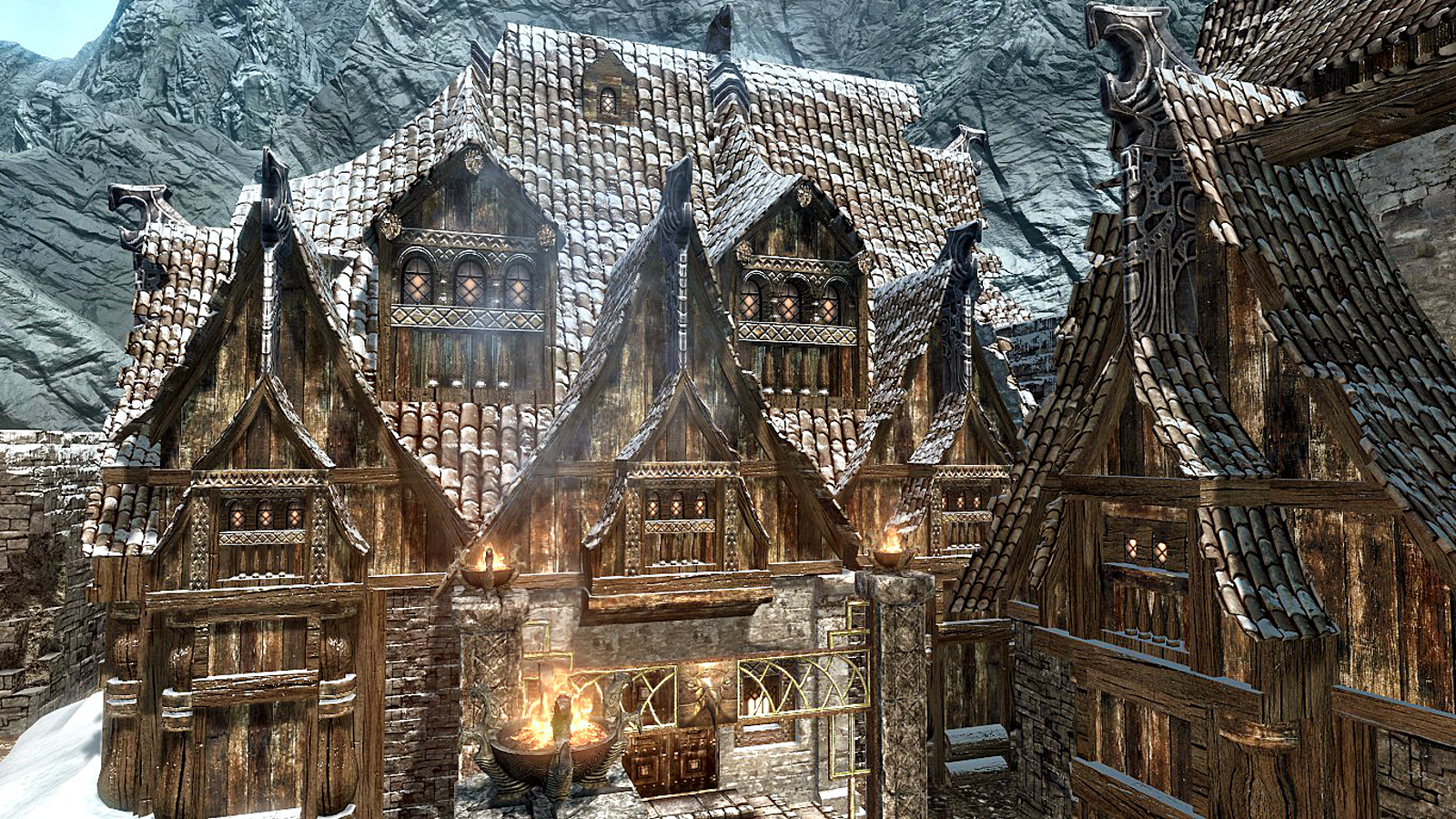 skyrim how to buy a house in riften
