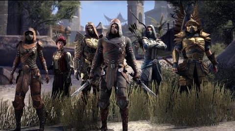 The Elder Scrolls Online Thieves Guild – First Look