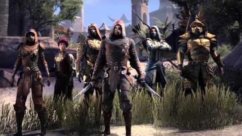 Idel sea Qatarhael/Первый взгляд на DLC Thieves Guild