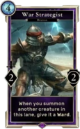 War Strategist (Legends)