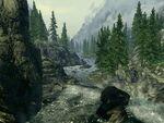 Белая река