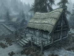 Дом Йоргена и Лами