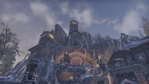 Здание в крепости Фарун 1