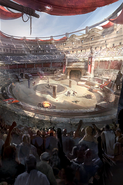 Gladiator Arena card art