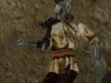 Recently slain Knight