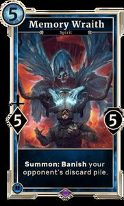 Memory Wraith (Legends)