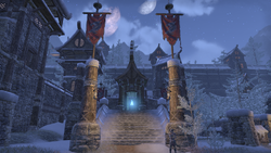 Дорожное святилище Северных врат Морровинда